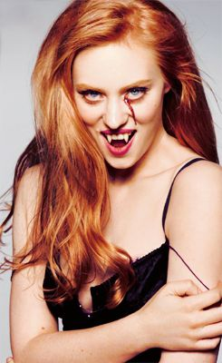 Deborah Ann Woll. She's my favorite on true blood!