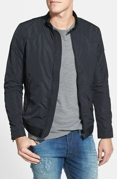 I'd love a light jacket like this for spring