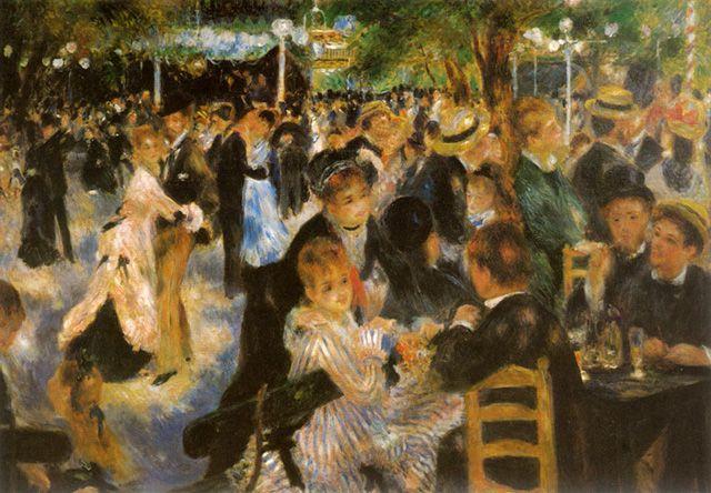 Resultado de imagen de impressionism renoir
