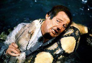 Roger Moore in Moonraker, 1979
