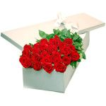 Two dozen quality long stem red roses beautifully presented in a box with a lid. For more information, please contact. Melbourne Florist, 629 Hawthorn Road, Brighton East, Melbourne, VIC 3187, Phone: (03) 9578 9982, https://www.melbourneflorist.com.au/
