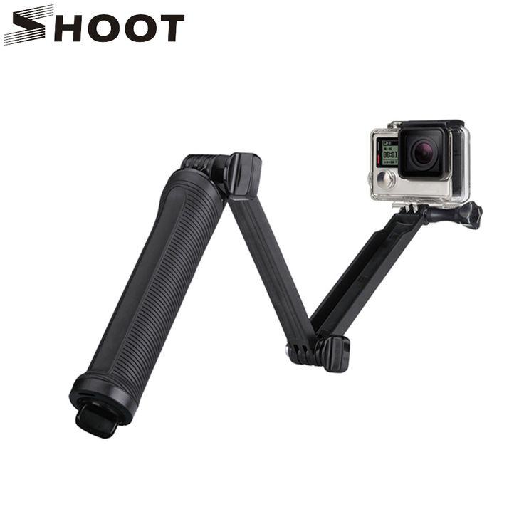 Swivel GoPro Monopod //Price: $13.30 & FREE Shipping //     #tech #gadgets