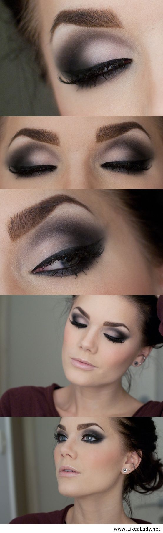 Gorgeous smokey eye