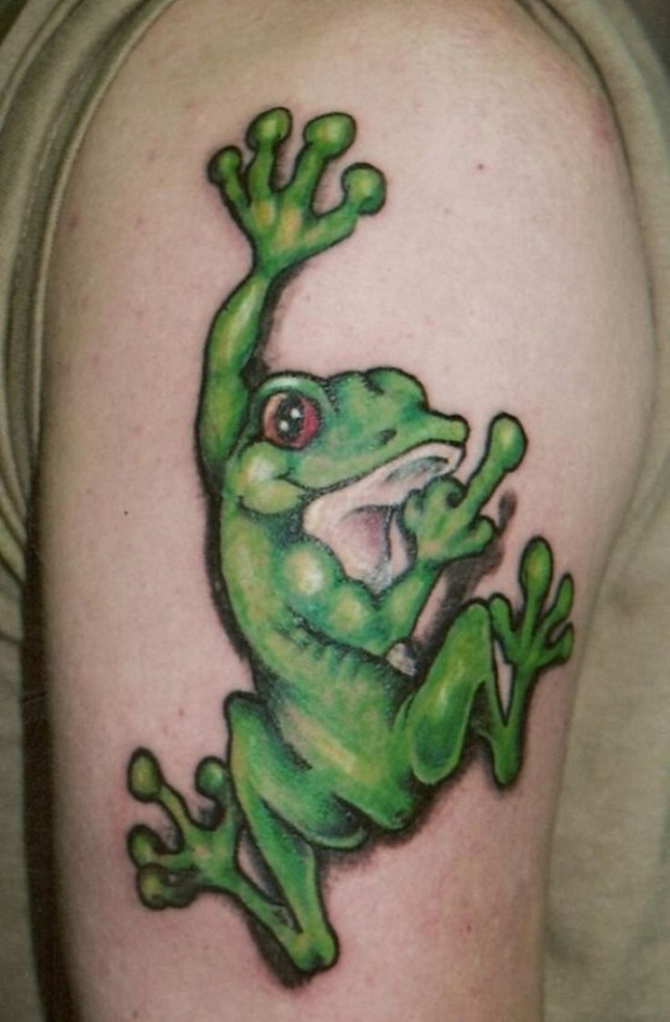 25 best ideas about frog tattoos on pinterest tree frog tattoos tattoo skin and frog drawing. Black Bedroom Furniture Sets. Home Design Ideas