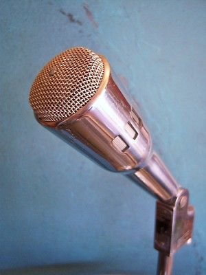 1000 images about early 20th century sound tech vintage rare knight 4550 dynamic cardioid microphone old electro voice 664