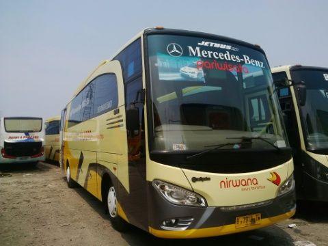Sewa Bus Pariwisata Seat 60 di Yogyakarta   Rental Mobil Jogja