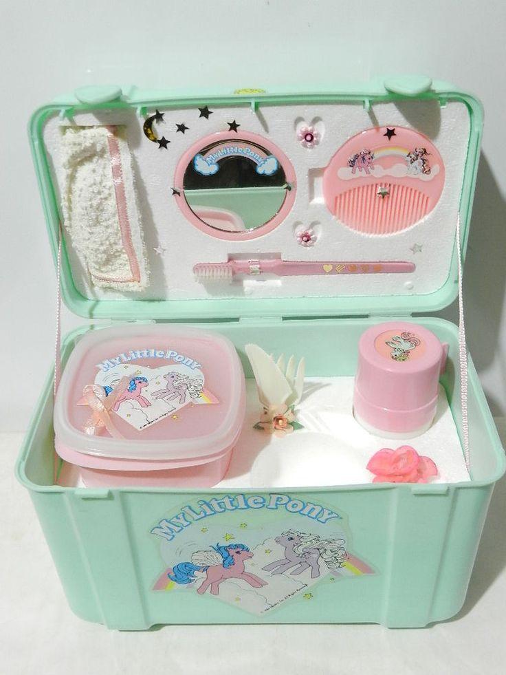 Rare MLP lunch box set