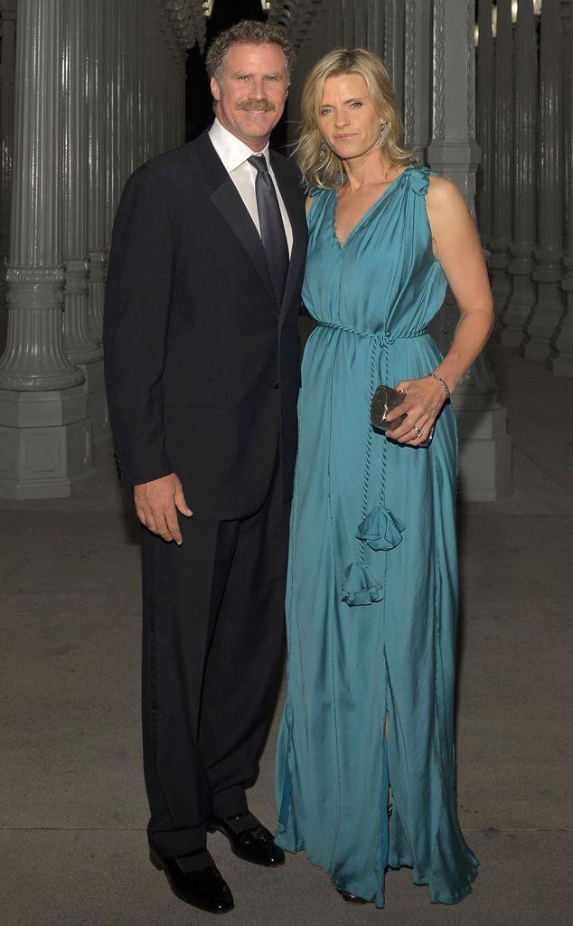 Will Ferrell & Viveca Paulin-Ferrell from Gucci LACMA Art + Film Gala Red Carpet