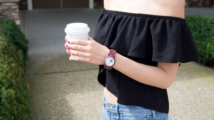 Wearing Jord Watch Cora Style  #jordwatch #wearJORD #BeYou #SummerFashion #SummerOutfit  #ootd #WomensFashion