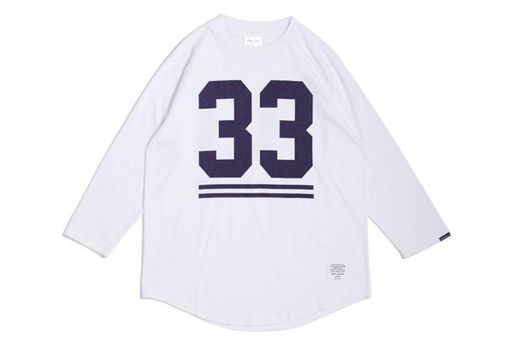 """33"" Raglan 3/4 Sleeve T-shirt"