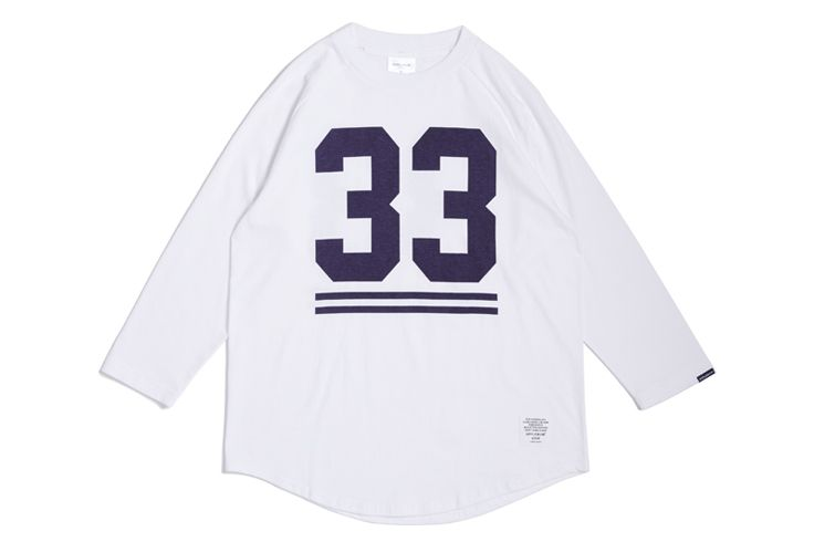 """33"" Raglan 3/4 Sleeve T-shirt"
