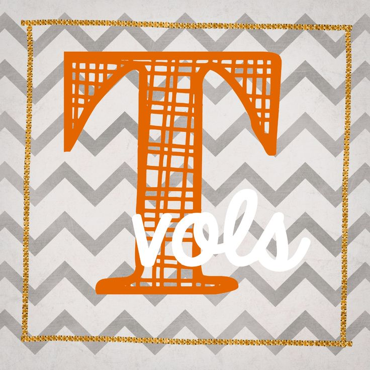 Tn Vols Free Printable My Own Printables Pinterest
