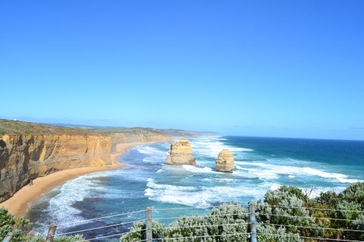 Great Ocean Road, Twelve Apostles, Melbourne.