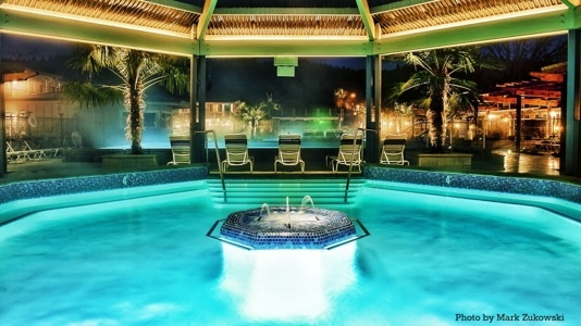 Calistoga Spa Hot Springs As Innkeepers sometimes we need a good soak and this H…