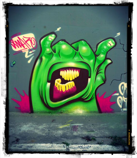 Characters By Dimak - Salvador (Brazil)