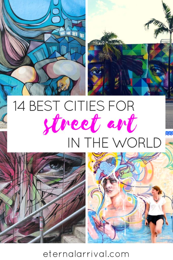 Urban street art from around the world, from New York to Miami to Malaysia and beyond. Amazing, meaningful murals and graffiti to add to your bucket list.