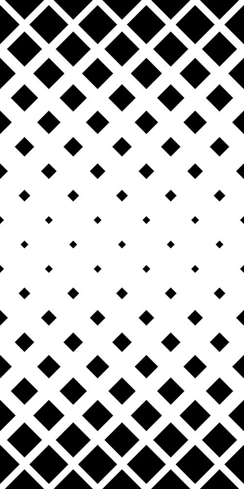Seamless square pattern design
