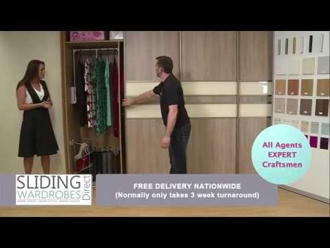 sliding wardrobes direct
