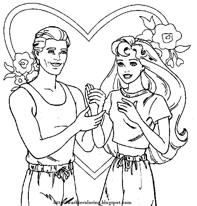 184 best barbie coloring pages images on pinterest