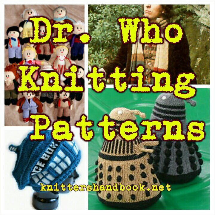 17 Best images about Knit on Pinterest Free pattern, Yarns and Dr who