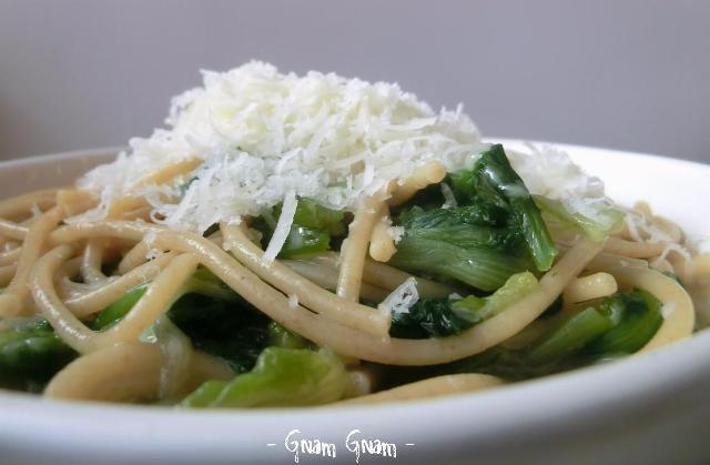 Pasta con la scarola | Ricetta leggera