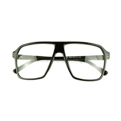 Lunette sans correction Aviator Nouvel arrivage ! cette paire de lunettes sans correction est dans un pur style Aviator. #eyeware #clearlens #vintage