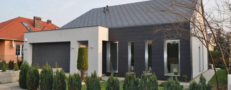 Dom w Gorzowie nr 2: styl translation missing: pl.style.domy.minimalistyczny, w kategorii Domy zaprojektowany przez STRUKTURA Łukasz Lewandowski