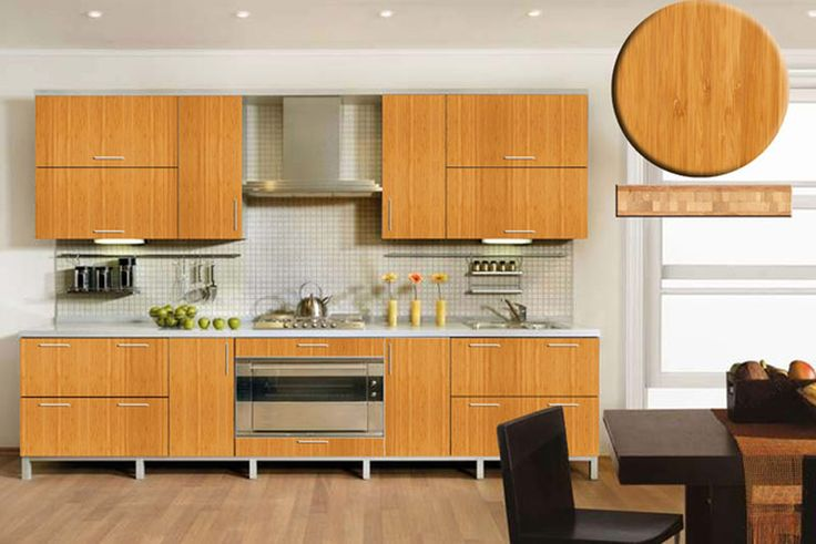Best Lovely Bamboo Kitchen Cabinets For Your House Captivating 400 x 300