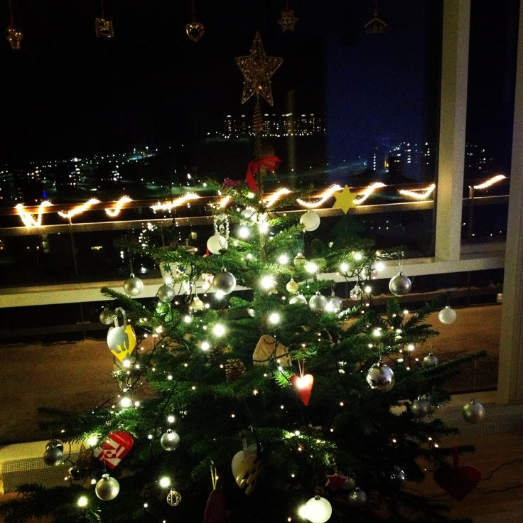 Juleri hjemme hos os
