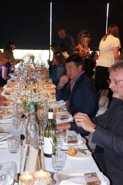Long table feasting - our favourite style of food