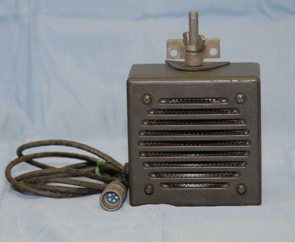 Radio Set, AN/VRC-47 - HMMWV In Scale | Humvee | Loudspeaker