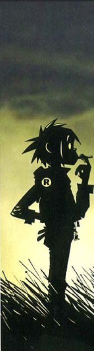 2D - Gorillaz