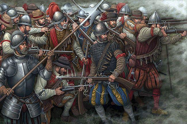 La batalla de Bicoca
