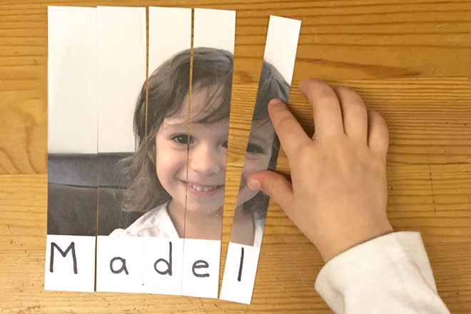 Writing your name is not always easy, especially if you have lots of letters! Here are some simple ideas and fun games to help kids write their own name.