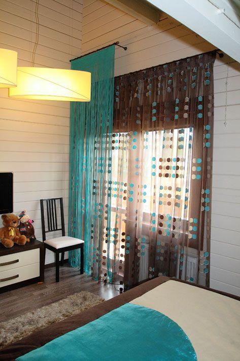 Шторы для детской  #детская #window #interior #shades #design #curtains #kitchen #kidsroom