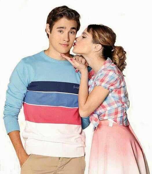 47 best images about mart na stoessel jorge blanco on - Photo de leon de violetta ...