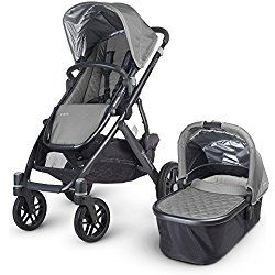 UPPAbaby VISTA Stroller, Pascal (Grey)