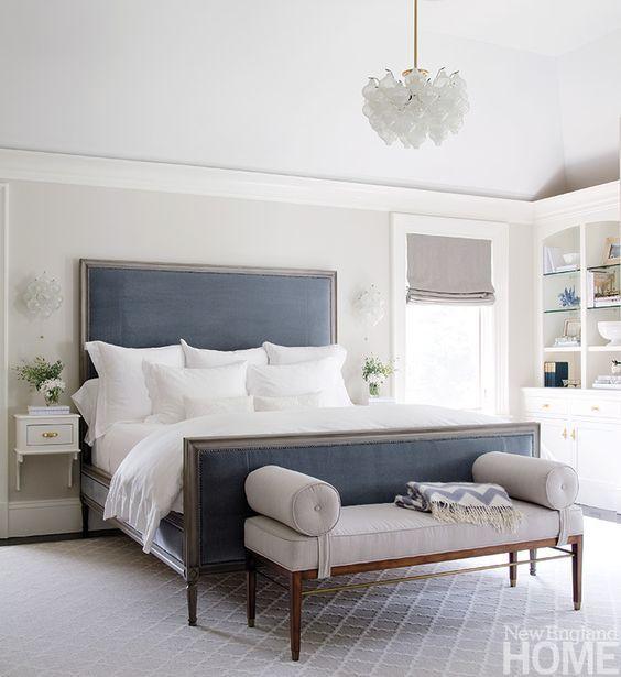 New England Style Interiors. Image via New England Home