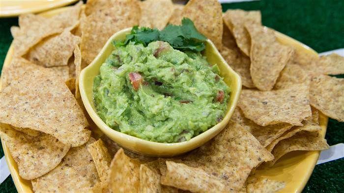 This guacamole has 1 surprising secret ingredient...