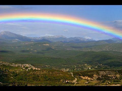 Alles über einen Regenbogen - 2 Minuten Wissen