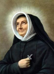 St. Madeleine Sophie Barat, pray for us.  Foundress of Society of Sacred Heart.  Feast day May 25.
