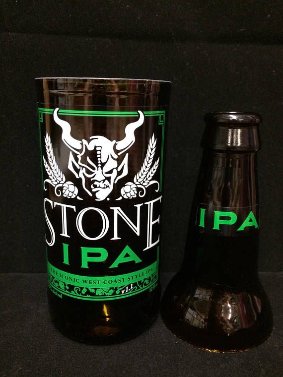 Stone IPA scented candle - made to order