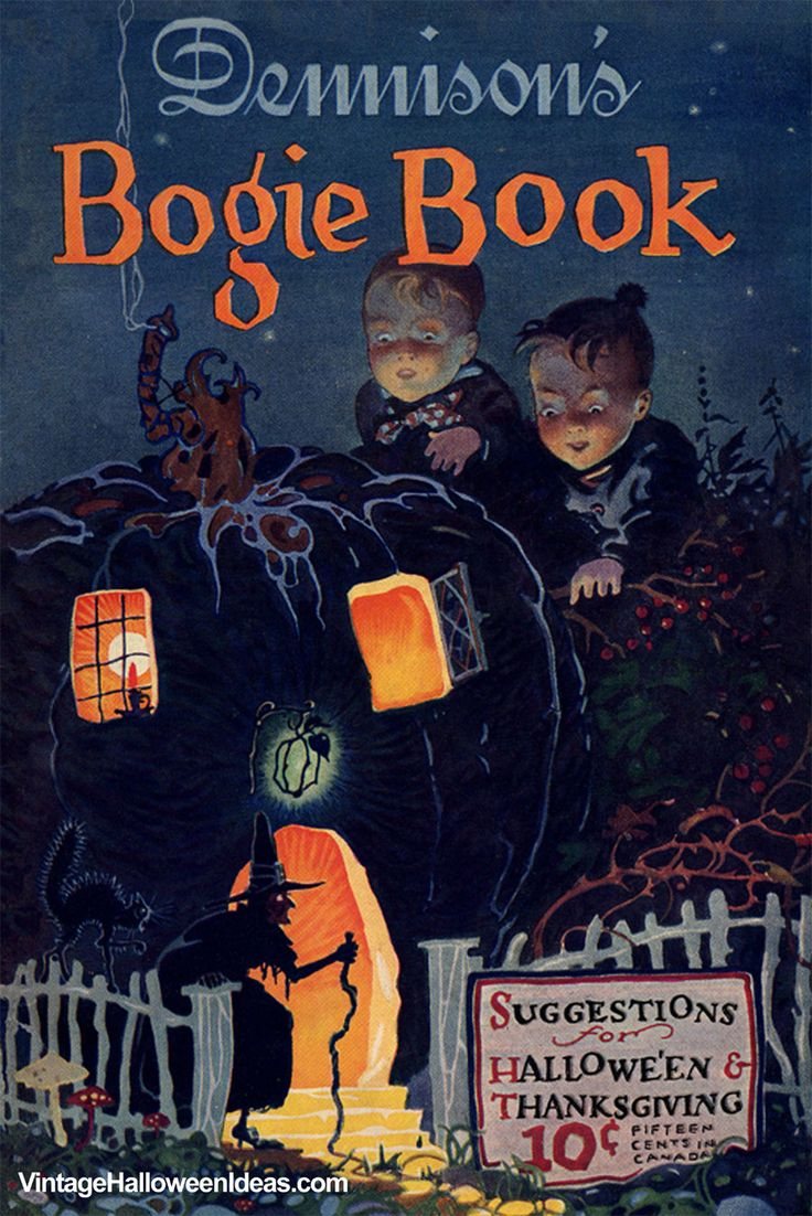 344 best Vintage Halloween images on Pinterest