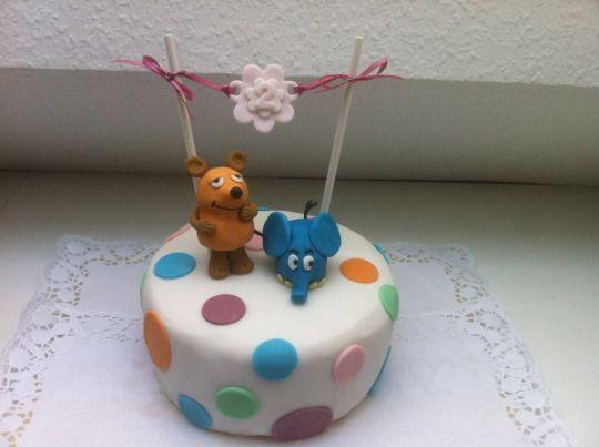 Sendung mit der Maus Torte