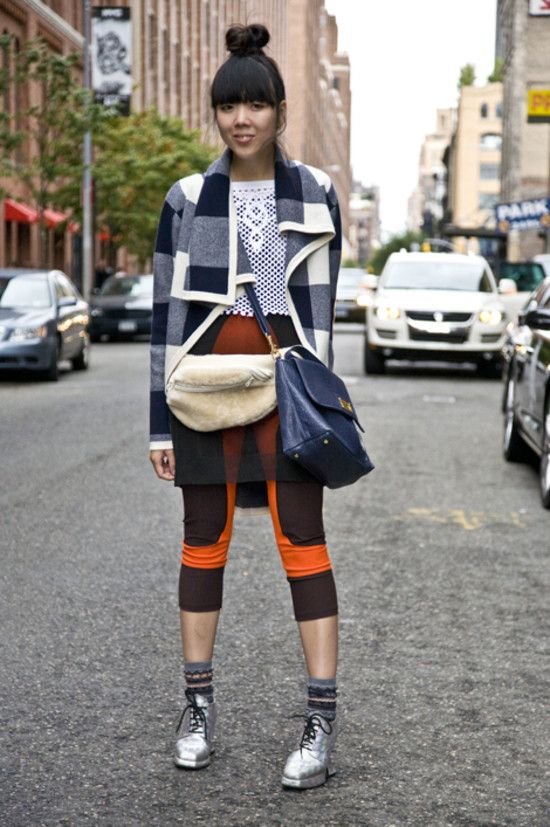 35165 Best La Mode Color And Print Images On Pinterest Street Fashion Street Style Fashion