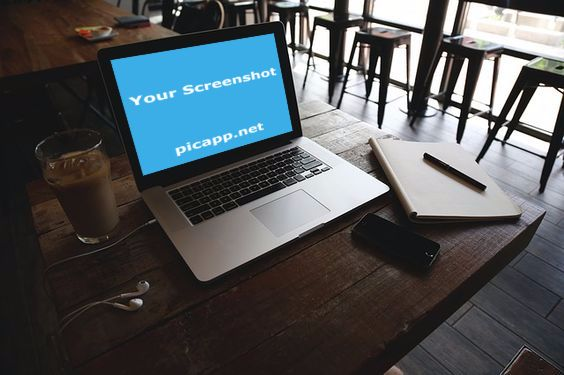 This cool image featuring a white MacBook, a opened notebook and a glass of ice coffee is an amazing alternative way of presenting your app to the world. Add a custom screenshot to the MacBook frame on PicApp.net and download the image to your computer. All can be done in seconds! Try it! #picapp #macbook #iceCoffee #notebook