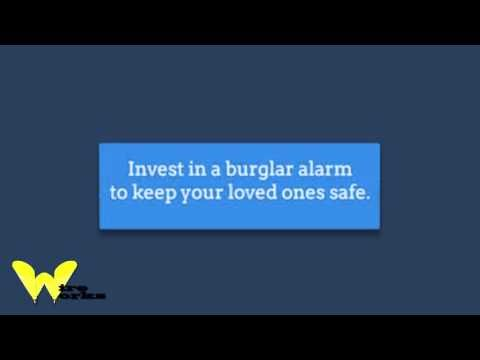 Protect Your Family with Our Advanced Wireless Burglar Alarms Colorado