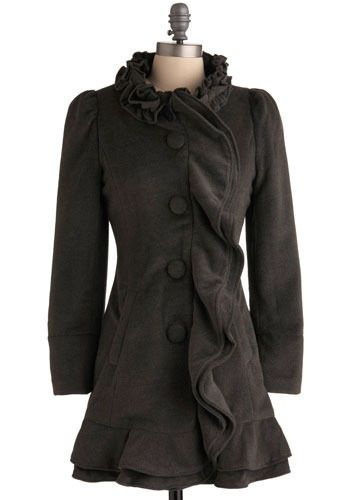 Out and About Coat $119.99 .
