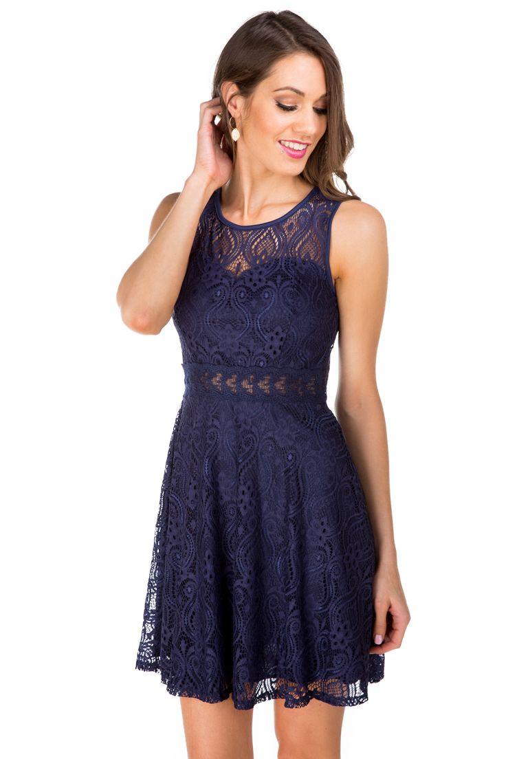 Crochet Sleeveless Dress
