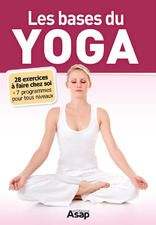 S'initier au yoga : livre versus e-learning